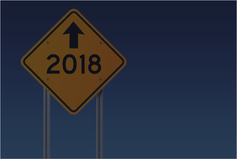 What's changing in 2018?