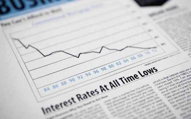 Making the most of falling interest rates.